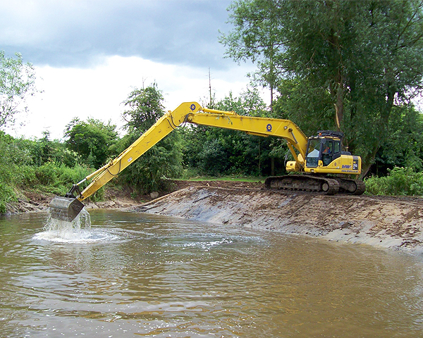 Specialist Earthworks & Water Projects